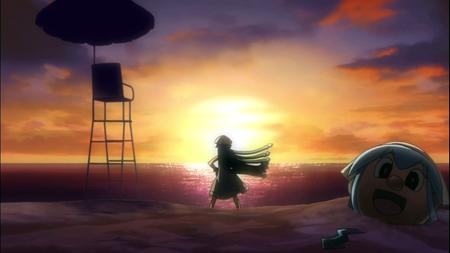 L'animation japonaise et les opening d'animes Ika-Musume