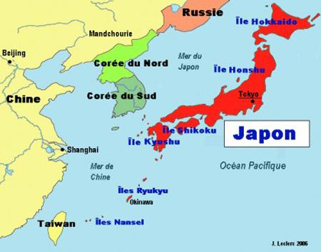Vives tensions entre la Corée du Sud et le Japon