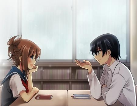 Rencontre otaku fille