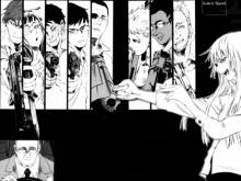 Jormungand-manga-illustration