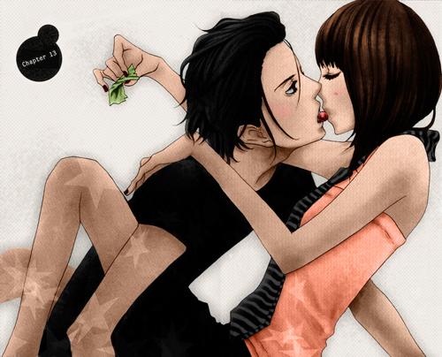 [MANGA/ANIME] Say I Love You (Sukitte Iina Yo) Sukitte-Ii-na-yo-illustration