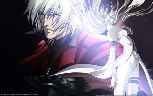 Devil May Cry Anime Deutsch