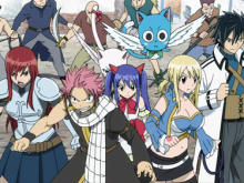 Fairy Tail Hoo no Miko