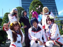 Comiket 82 Cosplay Day 3