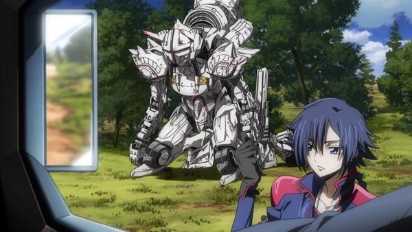 Code Geass Akito OAV 1 image