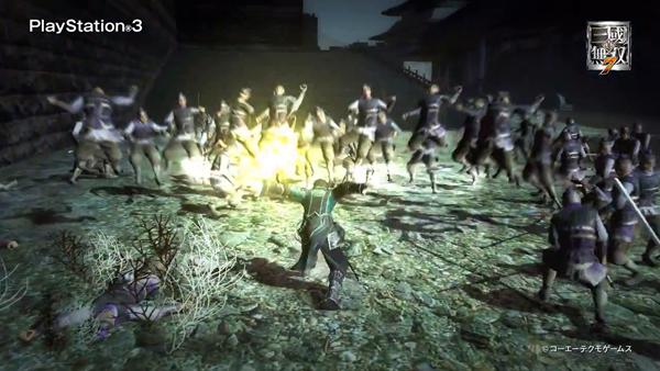 Dynasty Warriors 8 image 007