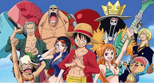 One Piece 2012