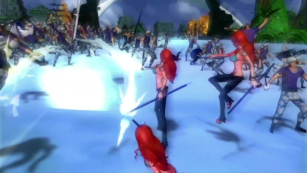 One Piece Pirate Warriors 2 image 2