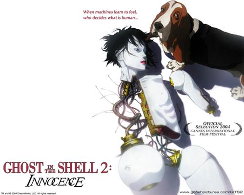 GITS 2 Innocence