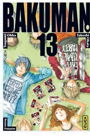 Bakuman Tome 13