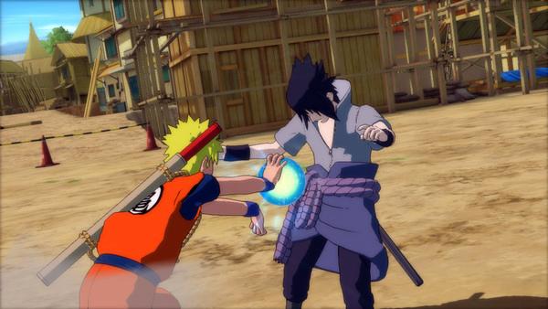 Costume Goku DBZ Naruto
