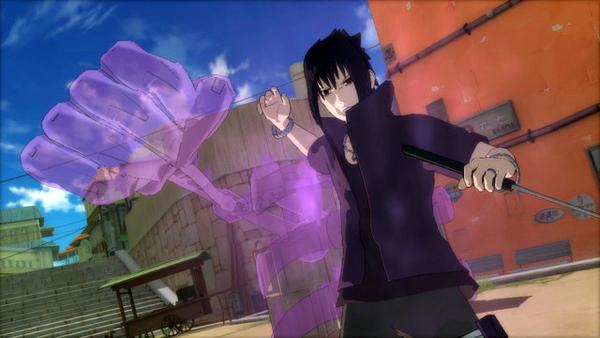 Costume Sasuke Road to Ninja