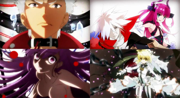 Fate Extra CCC Opening