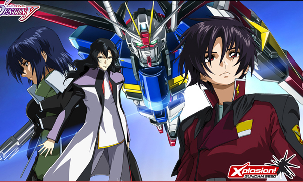 Gundam Seed Destiny HD