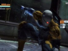 Metal Gear Rising Revenge Gray Fox
