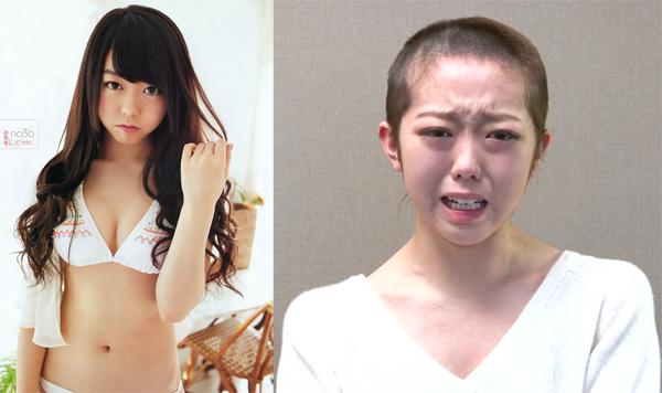 AKB48 Minegishi-Minami-AKB48-polemique