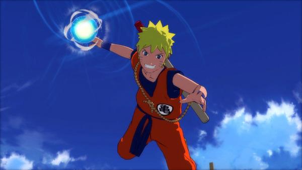 costume Dragon Ball Goku Naruto