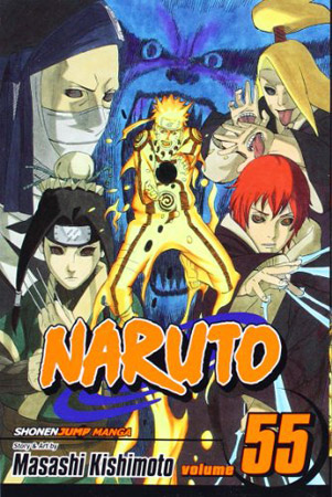 Naruto T.55 Viz Media