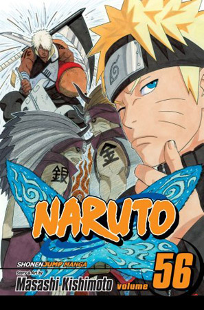 Naruto T.56 Viz Media