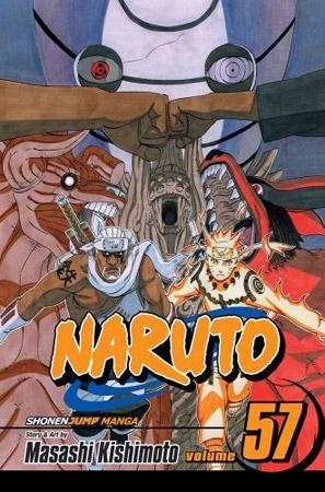 Naruto T.57 Viz Media