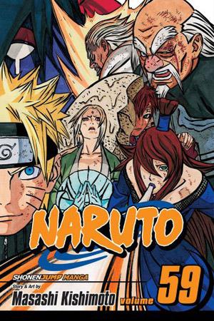Naruto T.59 Viz Media