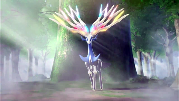 Pokemon XY legende 2