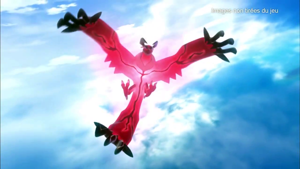 Pokemon XY legende