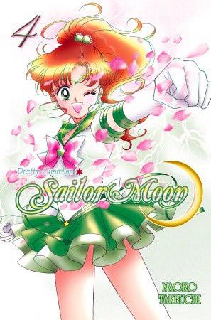 Sailor Moon T.04 Kodansha USA