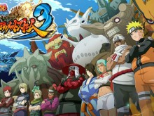 Naruto Shippuden Ninja Storm 3