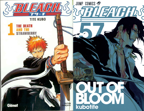 Les Mangas Shonen Les Plus Lucratifs ! Bleach