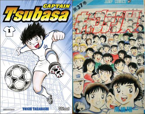 Les Mangas Shonen Les Plus Lucratifs ! Captain-Tsubasa