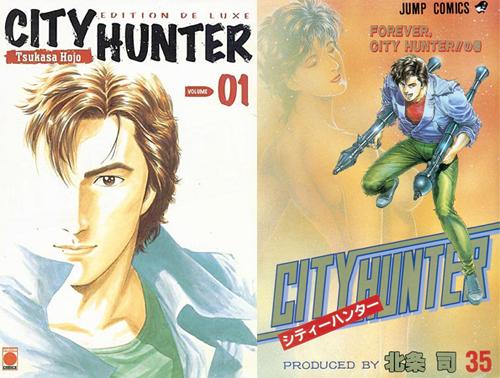 Les Mangas Shonen Les Plus Lucratifs ! City-Hunter