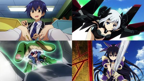 Date A Live anime image