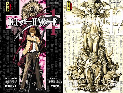 Les Mangas Shonen Les Plus Lucratifs ! Death-Note