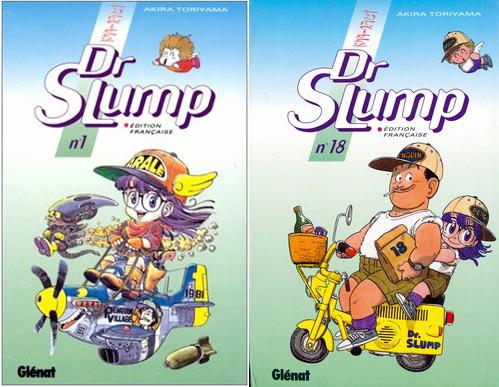 Les Mangas Shonen Les Plus Lucratifs ! Dr.-Slump
