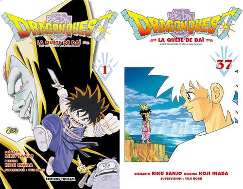 Les Mangas Shonen Les Plus Lucratifs ! Dragon-Quest