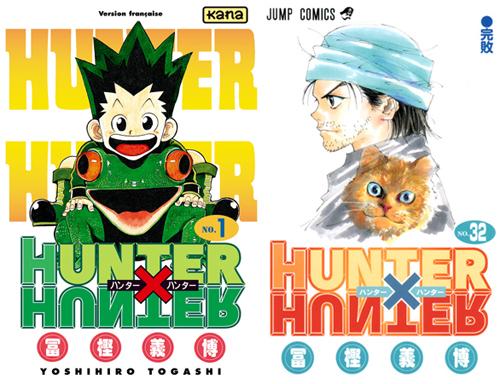 Les Mangas Shonen Les Plus Lucratifs ! Hunter-x-Hunter