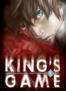 Kings Game T.1