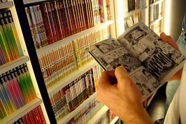 Manga France one piece
