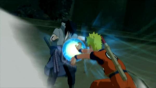 Naruto mode Goku