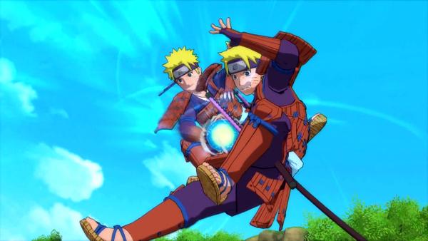 Naruto DLC Samourai