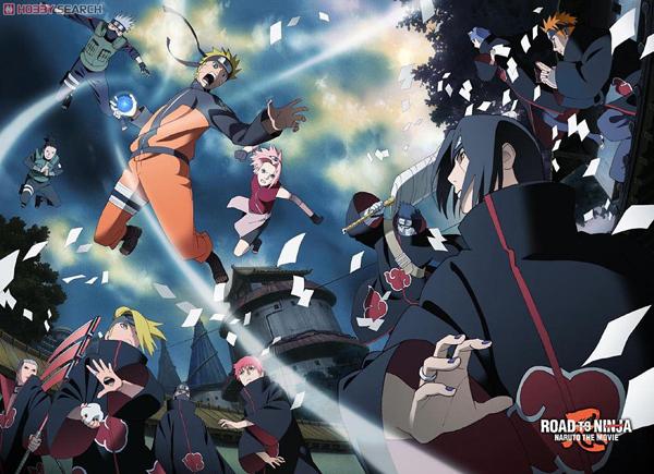 Naruto the Movie Road to Ninja