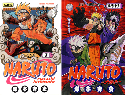 Les Mangas Shonen Les Plus Lucratifs ! Naruto