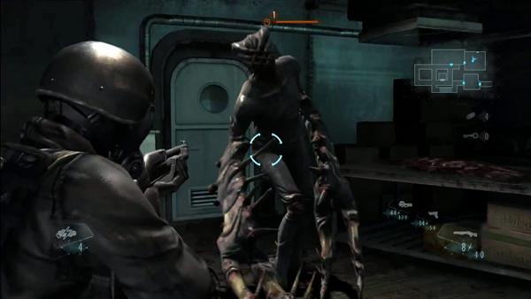 Resident Evil Revelations HD Hunk