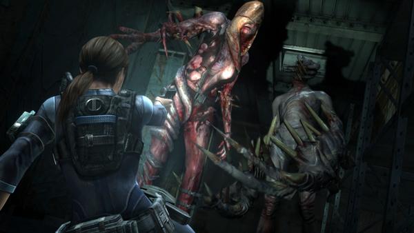 Resident Evil Revelations HD Jill
