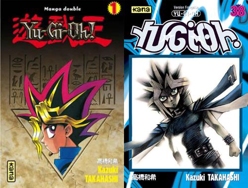 Les Mangas Shonen Les Plus Lucratifs ! Yugioh