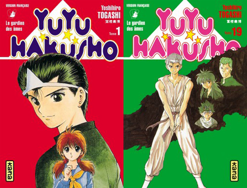 Les Mangas Shonen Les Plus Lucratifs ! Yuyu-Hakusho