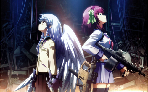Angel Beats anime