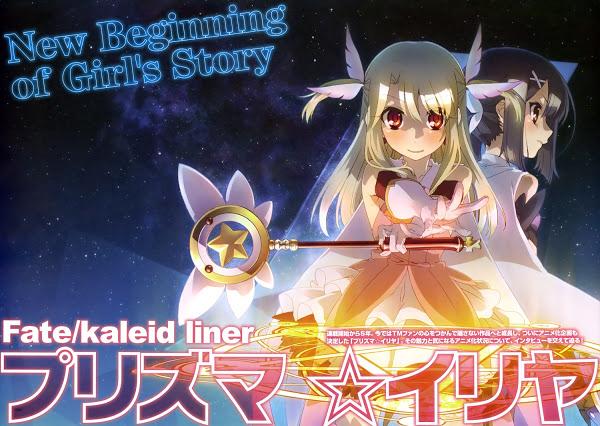 Fate Kaleid liner Prisma Illya