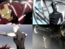 Iron-man OAV